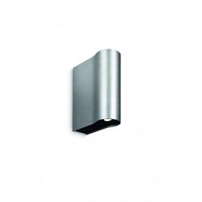 Pytha, couleur aluminium