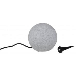 Luminaire Heitronic moderne gris