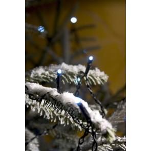 Micro Guirlande lumineuse à LED, blanc chaud