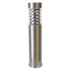 Luminaire Heitronic moderne métallique|transparent