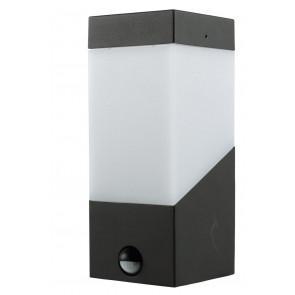 Luminaire Heitronic moderne anthracite noire