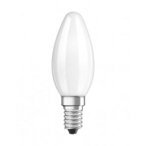 LED RETROFIT B40 4W E14 matt non dim 470M BLISTER