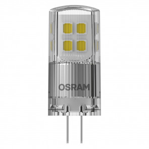 LED SUPERSTAR PIN 20 DIM klar 2W/827 G4 200LM BLI1
