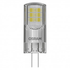 LED STAR PIN 30 klar non-dim 2,4W/827 12V G4 300LM BOX