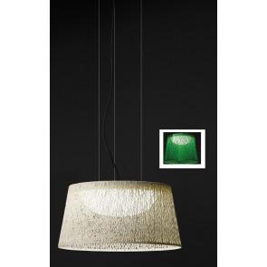 Luminaire Vibia moderne vert