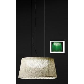 Wind, vert, diamètre: 60cm, hauteur: 30cm