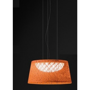 Luminaire Vibia moderne orange