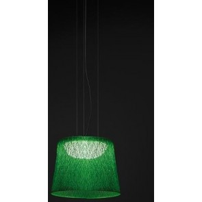 Wind, vert, diamètre: 60cm, hauteur: 48cm