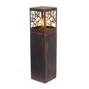 Luminaire Brilliant antique marron|couleur rouille