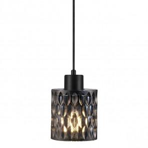 Luminaire Nordlux moderne gris|noire|transparent