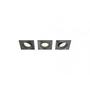 Luminaire Philips moderne gris