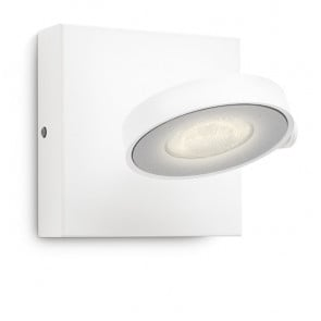 Luminaire Philips moderne blanche