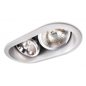 Luminaire Philips moderne gris