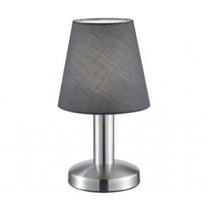 Luminaire Trio moderne gris|métallique