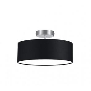 Luminaire Trio moderne métallique|noire|blanche