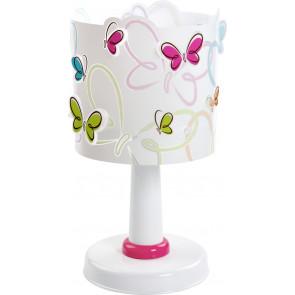 Luminaire Dalber fantaisie multicolore|blanche
