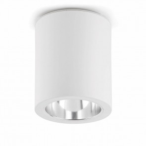 Pote-1 Surface Mounted Weiß 1L E27 60W