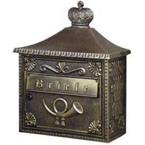 Luminaire Albert antique marron|métallique