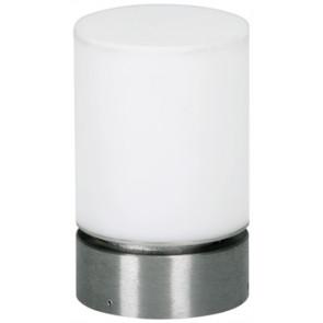 Luminaire Albert moderne métallique|transparent