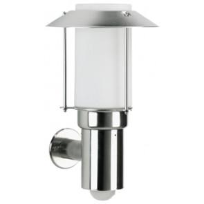 Luminaire Albert moderne métallique|argent|transparent
