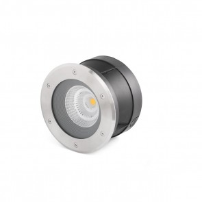 Suria-24 Cob LED 24W 3000K Ss316 24°