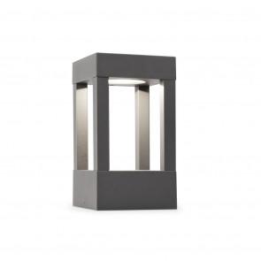 Luminaire Faro moderne anthracite|gris