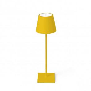 Luminaire Faro démodé jaune
