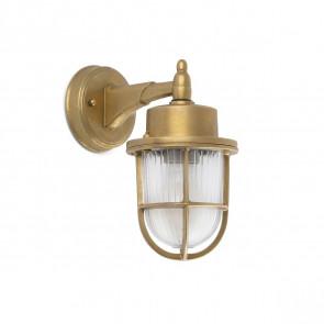 Luminaire Faro antique or