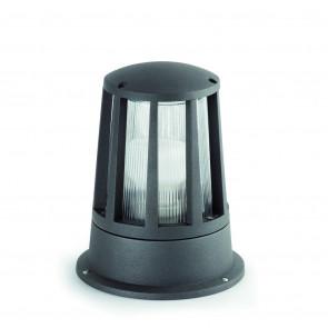 Luminaire Faro moderne gris