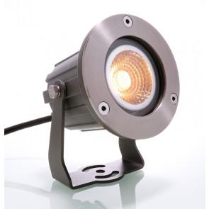 Luminaire Deko-Light moderne gris|transparent