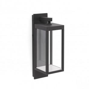 Luminaire Faro moderne anthracite|transparent