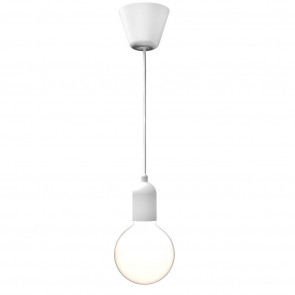 Luminaire design for the people by Nordlux démodé blanche