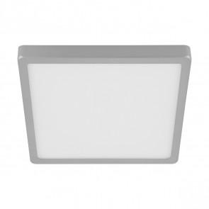 Molay 285x285cm silber quadratisch