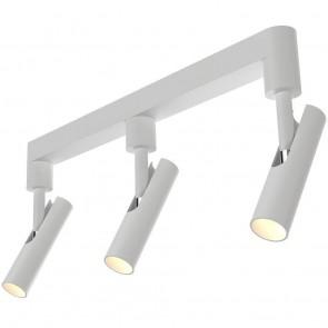 MIB 3, LED, 3-lampes, longueur 40 cm, blanc