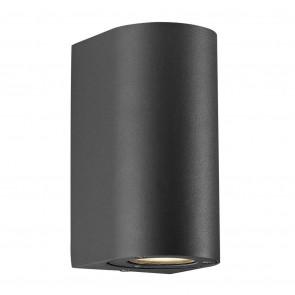Canto Maxi, GU10, hauteur 16 cm, noir