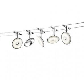 Luminaire Trio moderne métallique