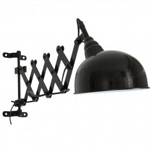Luminaire Steinhauer démodé noire