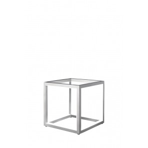 Delux, 20 x 20 cm, metallisch