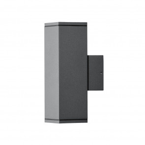 Luminaire Konstsmide moderne anthracite|gris