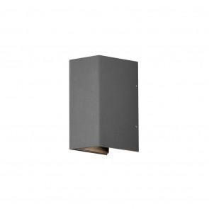 Luminaire Konstsmide moderne gris|noire