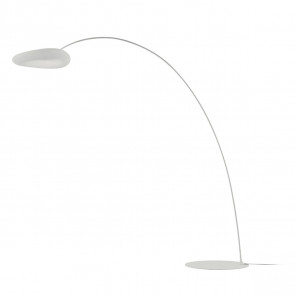 Luminaire Linea Light futuriste blanche