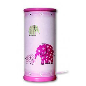 Designers Guild Elefant Uni rose vif