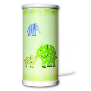 Designers Guild Elefant Uni vert