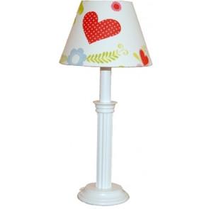 Luminaire Waldi Leuchten fantaisie multicolore|rouge|blanche