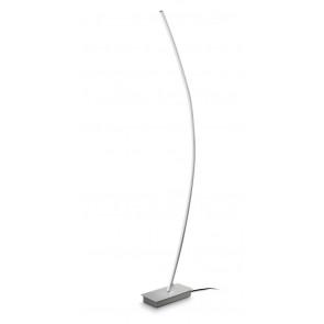 Luminaire Philips futuriste métallique