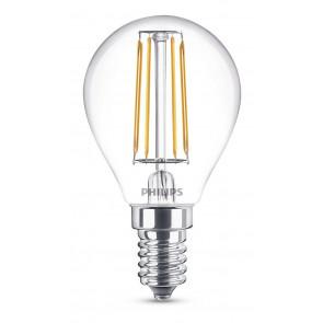 LED Kerze E14 Ø 4,5 cm weiß 4,3 W 470 lm