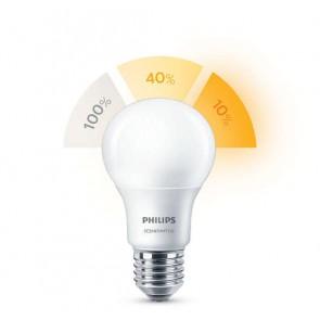 LED SceneSwitch E27 (A60S+) (ersetzt 60W), warmweiß, matt