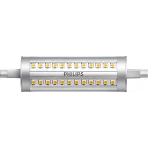 LED ersetzt 100W, R7S, neutralweiß (3000 Kelvin), 1600 Kelvin, 118mm, dimmbar