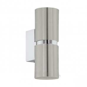 Luminaire EGLO moderne chrome|métallique