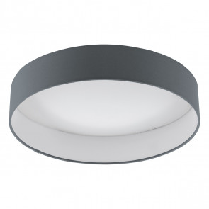 Luminaire EGLO moderne anthracite|blanche